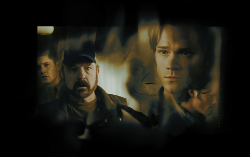 The Winchesters वॉलपेपर titled Winchester <3