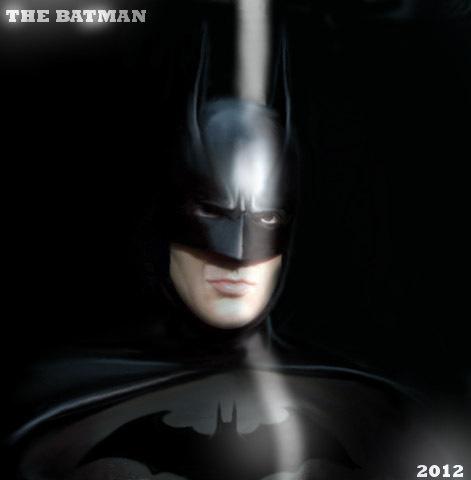 Бэтмен 2012