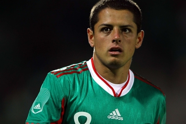 Soccer Player Chicharito