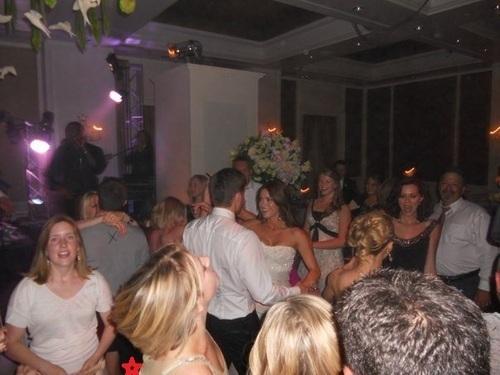 danneel harries wedding Foto