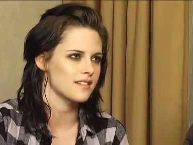 Kristen Stewart Interview on Kristen Stewart Interview Mtv