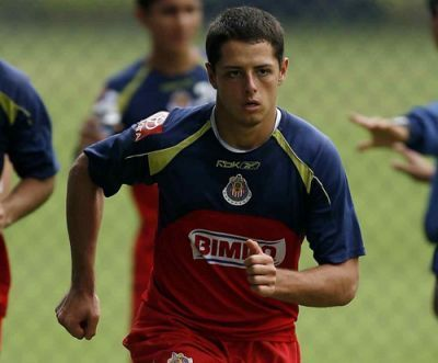 chaska borek y chicharito. funny - Chicharito Photo