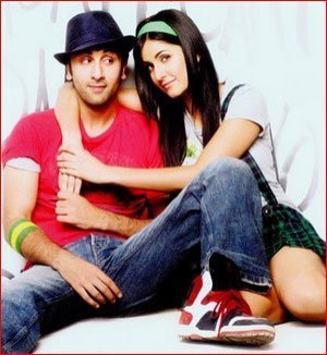Ranbir Kapoor and Katrina Kaif wallpaper titled kat ran