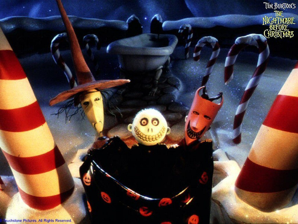 kidnap the sandy claws! - Lock, Shock, and Barrel. Wallpaper (12273996 ...