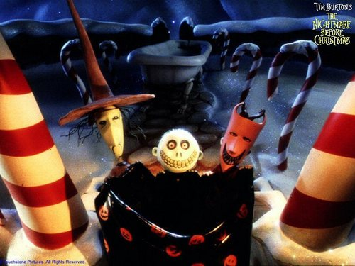 kidnap the sandy claws!