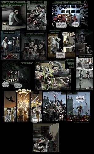 left 4 dead 2 wallpaper entitled left 4 dead 1 n 2 memes n comix
