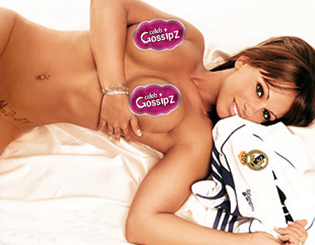 Cristiano Ronaldo wallpaper titled nereida gallardo nude
