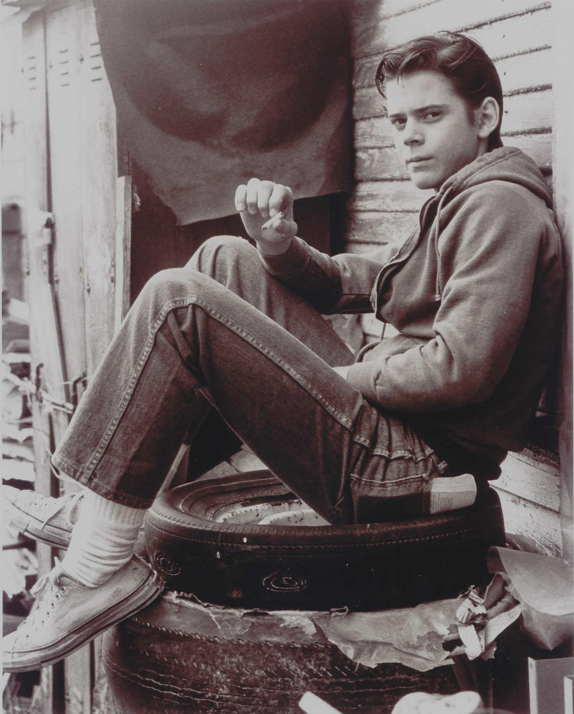 ponyboy - The Outsiders Photo (12277188) - Fanpop