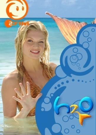 Water rikki mermaid power  H2o Just Add Water Mermaids Powers