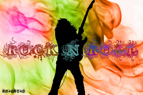 rock n' roll, baby!