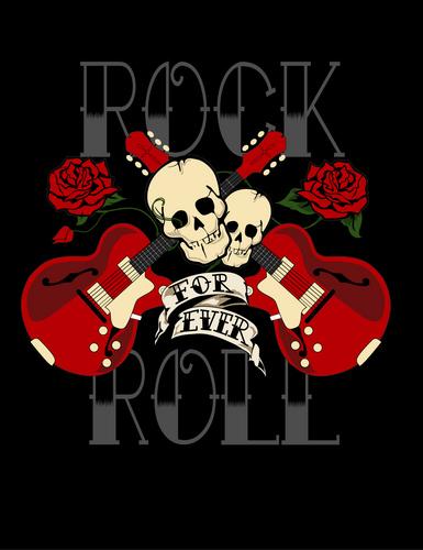 rock n' roll forever