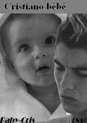 ronaldo and baby