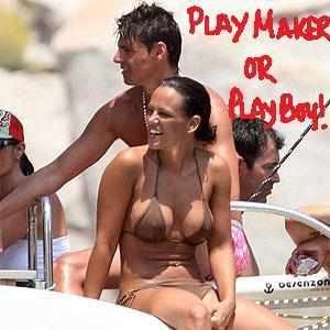 ronaldo playmaker of playboy ?