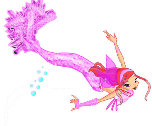 roxy mermaid