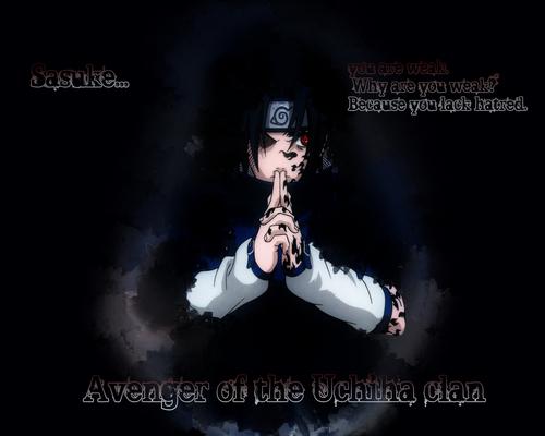 sasuke forever