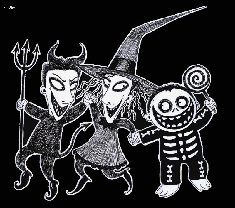 the troublesome trio