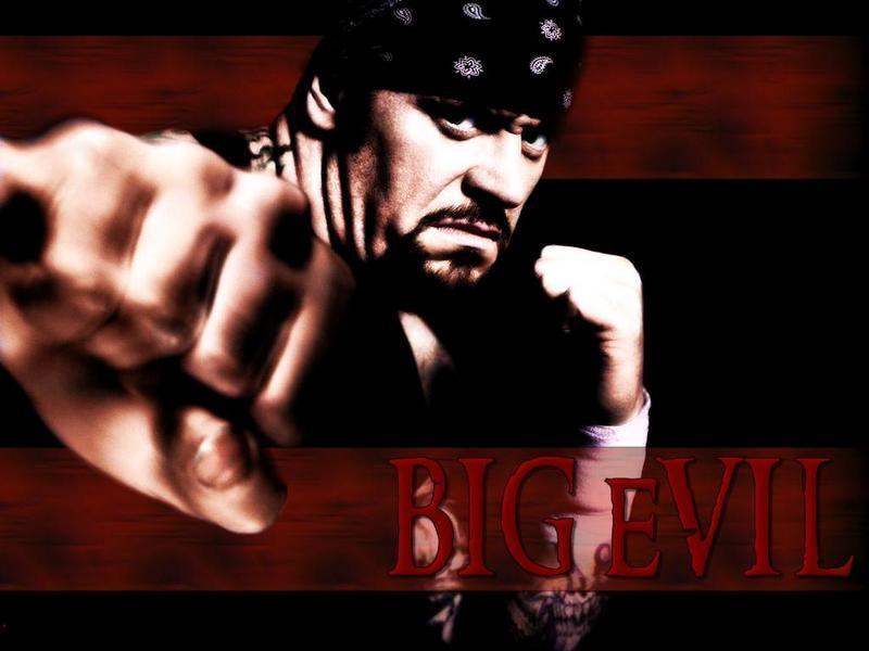 Undertaker Big Evil