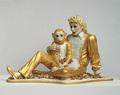 * GOLDEN MICHAEL & BUBBLES * - michael-jackson photo