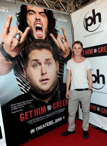 2010: Get Him to the Greek Las Vegas premiere