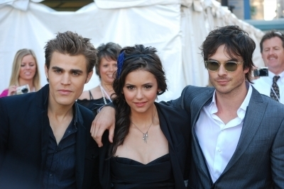 2010 The CW Network UpFront - May 20 - the-vampire-diaries photo