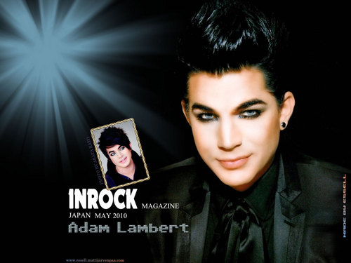 Adam Lambert images Adam InRock wallpaper HD wallpaper and background photos