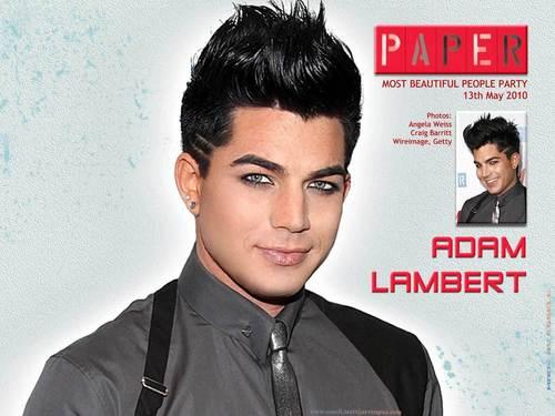Adam Paper magazine वॉलपेपर