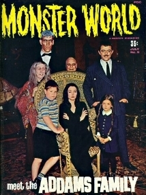 Addams Monster Mania