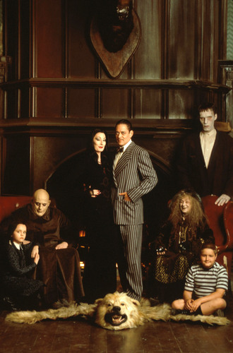 Addams Family wallpaper titled Addamses