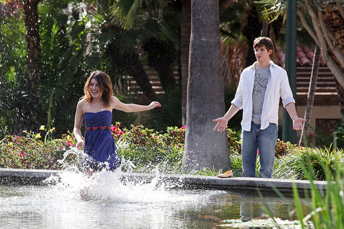Annie and Liam