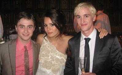 Appearances > 2009 > Harry Potter & The Half Blood Prince : London After Party