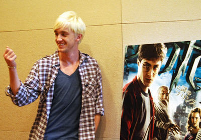 Appearances > 2009 > Harry Potter & The Half Blood Prince : Tokyo Photocall
