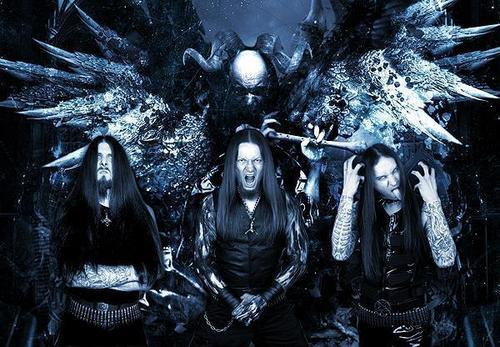 Black Metal karatasi la kupamba ukuta entitled Black Metal Bands