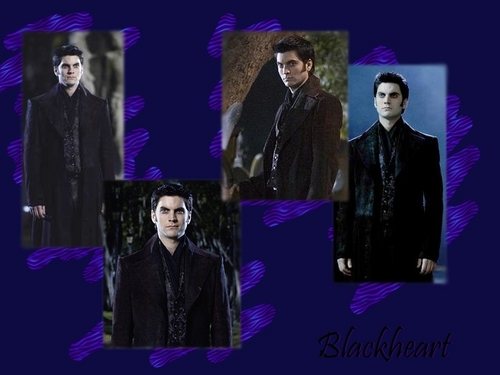 Blackheart Collage