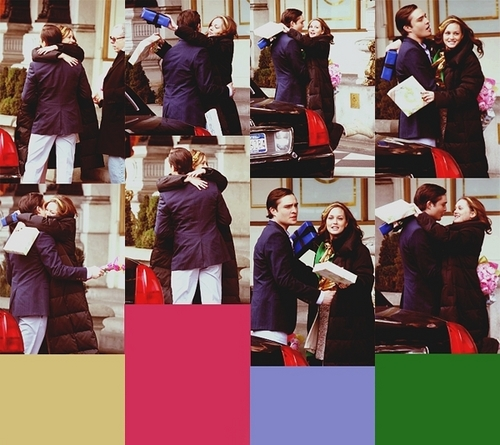 Blair & Chuck || Leighton & Ed