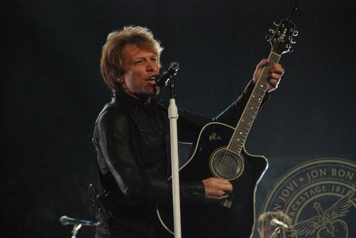 Bon Jovi's fotografias - The círculo Tour 2010- Philadelphia #1