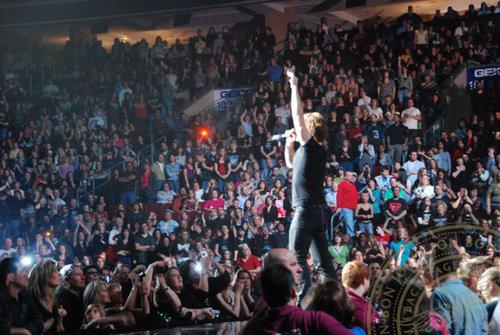 Bon Jovi's fotografias - The círculo Tour- Philadelphia #2