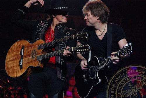 Bon Jovi's picha - The mduara, duara Tour- Philadelphia #2