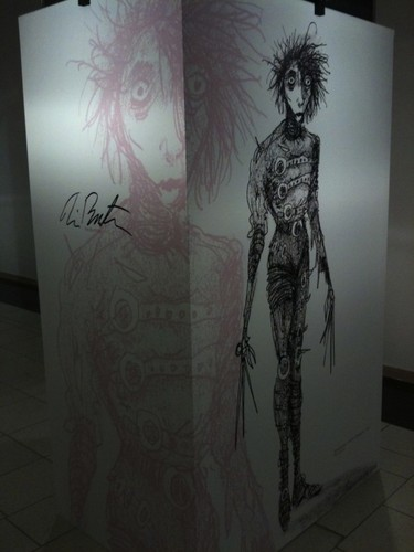 Tim burton hình nền called Cannes Decorates Burtonesque style