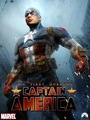 Captain America Teaser Posters