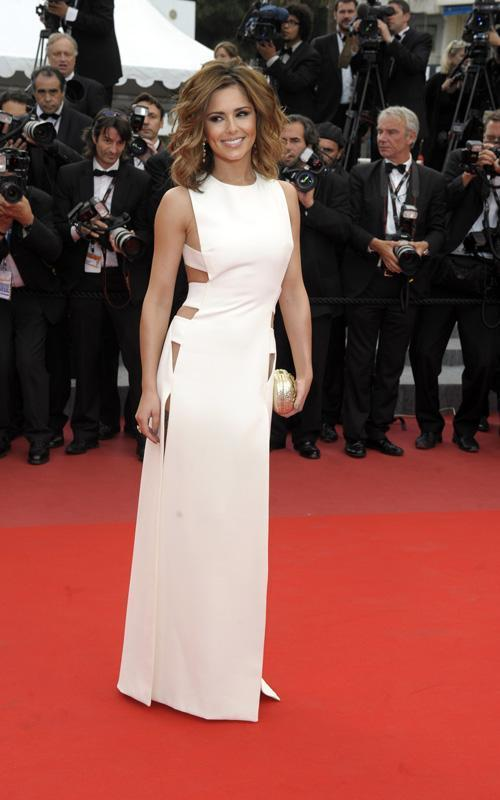 "Cheryl Cole at the Cannes premiere of ""Outside the Law'"" (May 21) - cheryl-cole photo"