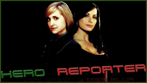 Chloe Sullivan & Lois Lane