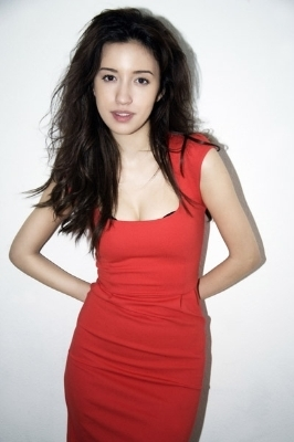 Christian Serratos achtergrond entitled Christian Serratos New Photoshoot