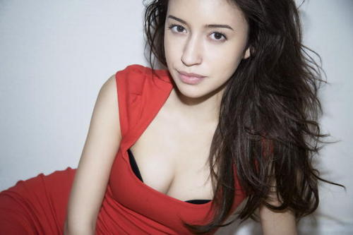 Christian Serratos wallpaper entitled Christian Serratos New Photoshoot