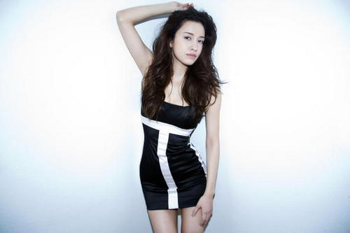 Christian Serratos wallpaper called Christian Serratos New Photoshoot