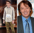Clay Aiken Then and Now - american-idol photo