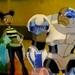 Cyborg and Bumblebee