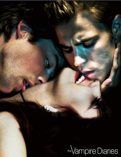 Damon, Stefan and Gabriela