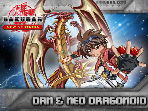 Dan and Drago