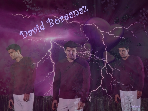 David Boreanaz..Lightening Strike