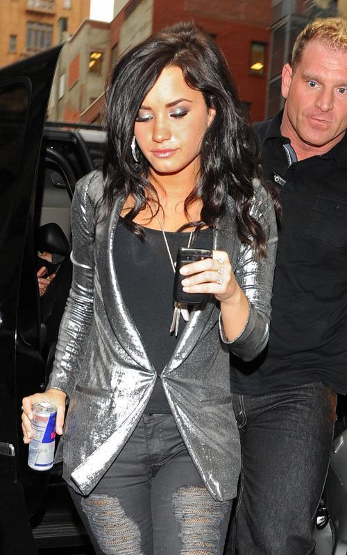 Demi Lovato Takes On the Big Apple - demi-lovato photo